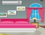 ديكور غرفة النوم الوردية