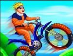تحدي دراجة ناروتو bmx