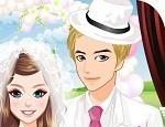 تلبيس ومكياج عروسين