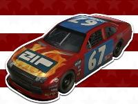سباق السيارات الامريكية 2
