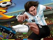كرة قدم ميسي 2