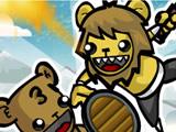 الدببة البربرية