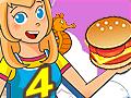 مطعم البرجر 4