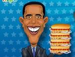 هوت دوج اوباما