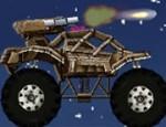 سيارة بوليس القمر