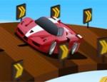 تحدي سباق السيارات
