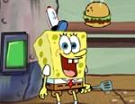 همبرجر حظ سبونج بوب
