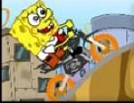 دراجة سبونج بوب السريعه