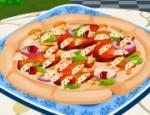 ديكور البيتزا