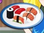 مطعم السوشي الياباني