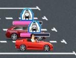 لعبة مغسلة السيارات