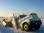 سياقة الشاحنات في الجليد 2