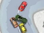 سباق سيارات الجليد