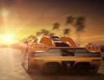 سباق سيارات سريعة