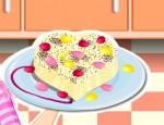 باربي طبخ مهلبية عيد الحب