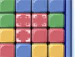 المربعات الملونة