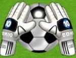 صد كرة القدم