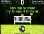 تنطيط الكرة