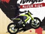 سباق دراجات النينجا