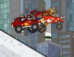 سباق السيارات الساخنة