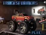 شاحنة المتحولون الجديدة