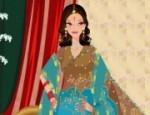 تلبيس العروسة الهندية 2