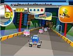 سباق سيارات ميكي ماوس