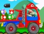 شاحنة سوبر ماريو 1