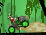 دباب ماريو في الغابة