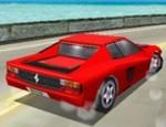 سباق سيارات ثلاثية الابعاد