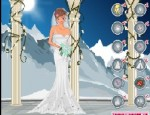 تلبيس عروسة في الشتاء