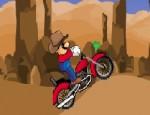 دراجة ماريو الكابوي النارية