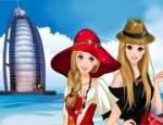مكياج رحلة دبي