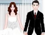 تلبيس العرسان ملابس مثيره