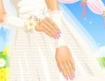 مناكير اظافر العروسة