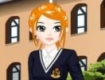تلبيس فتاة المدرسة