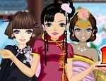 تلبيس ملكات جمال اسيا